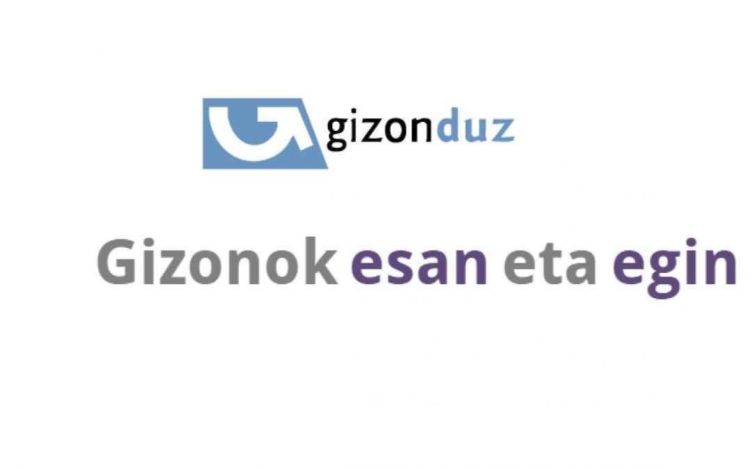 """""""Gizonok esan eta egin"""" kanpainan parte hartzeko informazioa"""