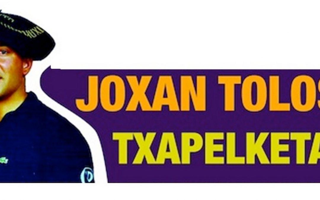 XXX. JOXEAN TOLOSA TXAPELKETA, ASTEBURU HONETAKO PARTIDUAK